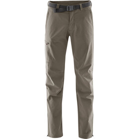 Maier Sports Torid Slim Pantalones Hombre, gris